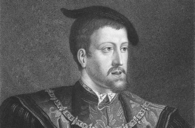 スペイン王カルロス1世