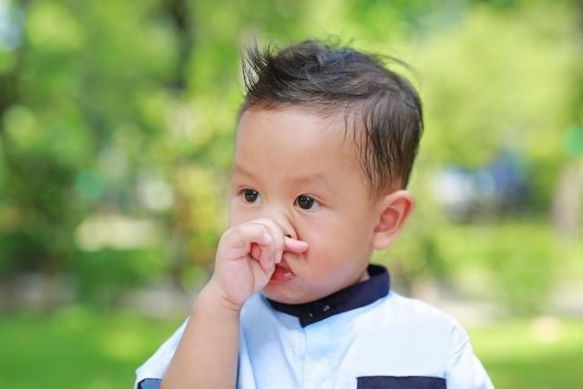 【お口ポカン撃退】子どもの口呼吸の原因と治し方